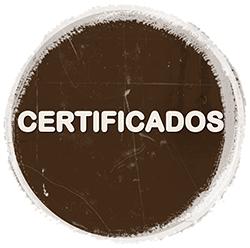 Certificados de residuos.